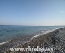 Ialyssos Beach | Rhodes | Greece
