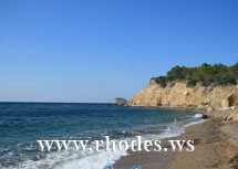 Fourni Beach | Rhodes Island | Greece
