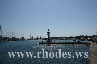 NEW TOWN OF RHODES