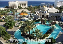 Faliaki Water Park Rhodes Greece